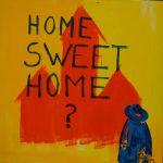 Home sweet home kunst fra hjertet